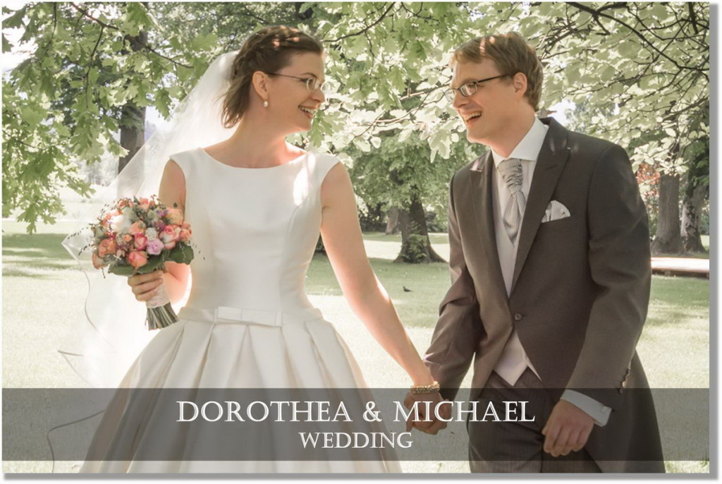 22 ... Dorothea and Michael ... Wedding ... Couple ... Claudia Sittig Photography