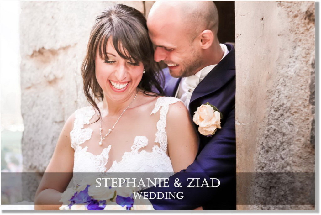 27 ... Stephanie and Ziad ... Wedding ... Burg ... Italia ... Claudia Sittig Photography
