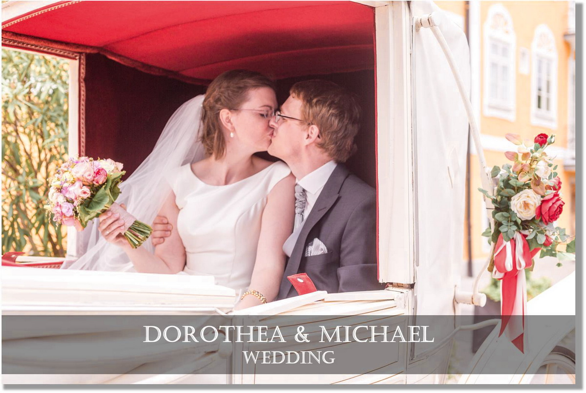 51 ... Dorothea and Michael ... Wedding ... Couple ... Claudia Sittig Photography