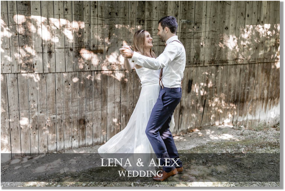 64 ... Lena und Alex ... Wedding Church ... Munich ... München ... Ammersee ... Claudia Sittig Photography