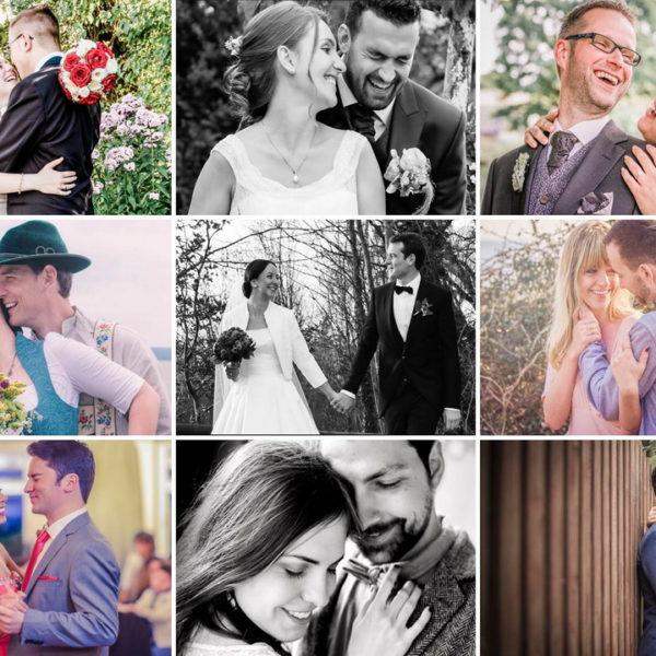 Lachen & Freude. Danke an meine Paare 2015.