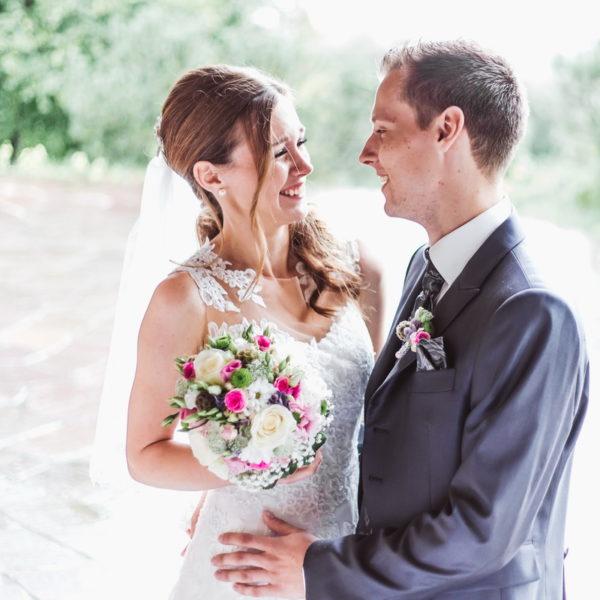 Selina & Richard. Hochzeit auf der Alm in Österreich.